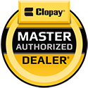 Clopay Master Authorized Dealer®